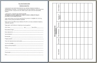 Example Medication Consent Form for EYFS