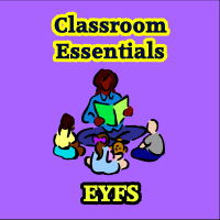 EYFS Classroom Essentials CD