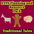 Traditional Tales Planning and Resource Pack on CD