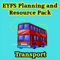 Transport Planning and Resource Pack on CD