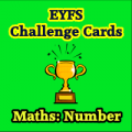 Maths Area Number Challenge Cards
