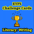Writing Challenge Cards