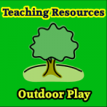 45 Outdoor Play Teaching Resource CD